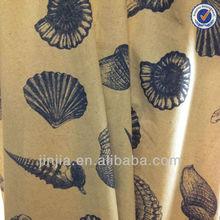 z european design linen curtain fabric paper chart to print
