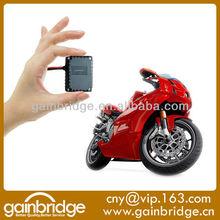 Waterproof motorbike GPS Tracker tracking your motorbike in harsh condition since waterproof feature of GPS tracker