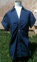 Lady Shirt Stocklot 5568PCS Low Price Good Quality