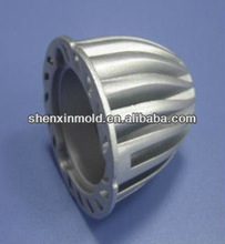 Die casting lamp housing cup shell