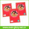 oem customed designed 3 sides sealed aluminium foil lined food bags