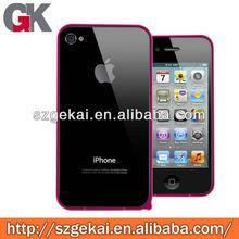 aluminium skin case for iphone 5