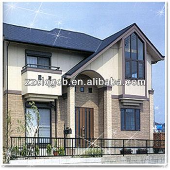 attractive prefab steel villas