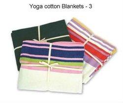 Organic Yoga Blankets