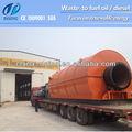 إعادة تدوير المنتجات المطاطية لزيت الوقود معدات صنع في الصين مزود