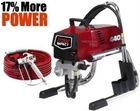 Wagner Titan Airless Paint Sprayer 220/240 Volt 440