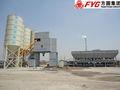 120 m3/h de la planta de cemento