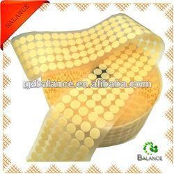 Heat resistance disposable- 40mm dia. velcro sticky back dots