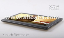 Xtouch 708 - Android 4.0 Tablet PC capacitive multi-touch screen - Free shipping within Canada and US !