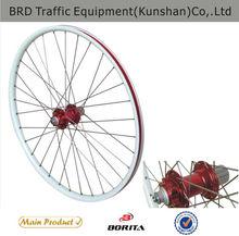 "26"" MTB wheels 32H Disc brake hub stainless steel spoke"