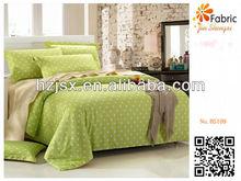100% cotton polka dots bedding sets BS109