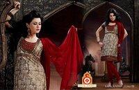 Designer Velvet Salwar Suits D.No 98 Khwaaish