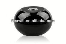 Ball shape CE ROHS Certificate manual for mini digital speaker for mobile phone