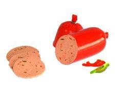 Beef Mortadella with Paprica (Halal)