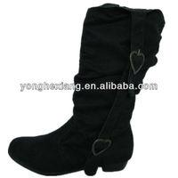 New degisn long boots for girls