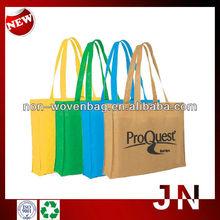 Non Woven Custom Logo Printed Apparel Bags, Cheap Fashion Shopping Bag