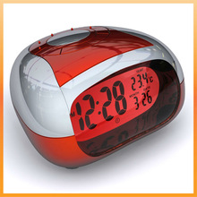 High Quality Hourly Chime Clock Talking Alarm Clock