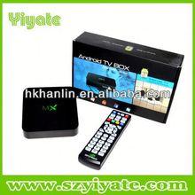 azbox cheap AML8726-MX dual core A9 ,android 4.2 xbmc tv box mini pc