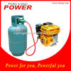 New Technology Dual Fuel LPG Engine for Generator