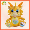Plush toy top 10 factory price promotion gift Plush learning Dinosaur toy for kids learning