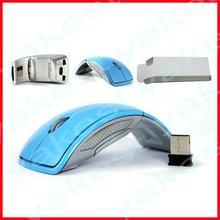 2.4Ghz wireless folding mouse