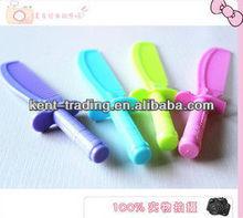 hot sell comb shape ballpoint pen multi-function pen