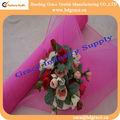 21 polegadas* 10 metros malha de material de embalagem, flor/embrulho de presente, decoração do casamento