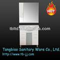 Pvc/mdf/carvalho do armário de banheiro, móveis de casa de banho, vaidade do banheiro, tb-8021