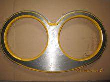 Schwing бетононасос запчасти --- носить пластины и кольцо на продажу