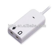 For Audio Expert Original CM108 Chip 7.1/Creative External USB Sound Card