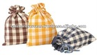 Small Jute Recycled Gift Bag