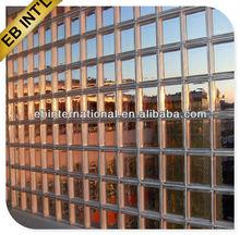 clear glass block, jinghua glass block
