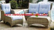 outdoor/indoor wicker furniture - sofa set 2012