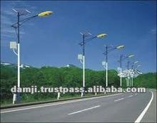 decorative lighting system solar LED lights for garden modern solar garden lamps resin garden light