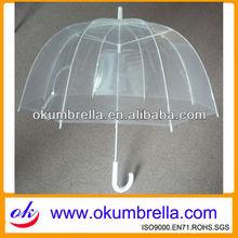 shenzhen wholesale foldable transparent umbrella