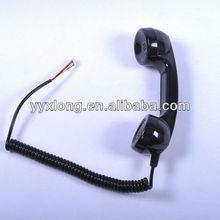 small handset corded retro smart handset