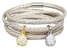 Heart velvet bracelet butterfly braided bracelet executive symmetry duet size bracelet