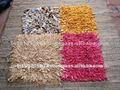 soft algodão felpudo tapete
