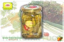 cucumber in brine pickles vietnam