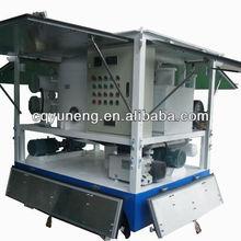 [2013 Hot Sale] Waste black oil change machine, Transformer Oil Filtering Plant