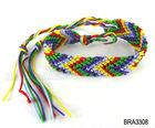 Friendship cotton bracelet hot sales