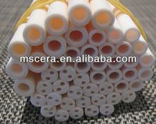 High quality multi-bore alumina ceramic tube