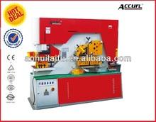 channel cutting machine Q35Y Series ,hydraulic ironworker