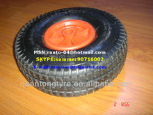 "10""x300-4 Inflatable/Pneumatic Rubber Tyre/Tire(Natural Rubber)"