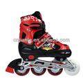 Patines en línea agresiva, en línea patines de velocidad para la venta