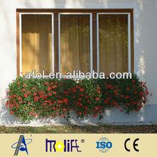 AFOL double glazed aluminum windows,aluminum window blinds