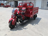 two passenger China motor tricycle for cargo/ triciclo de carga