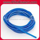Top-grade car audio matte PVC flexible blue speaker cable