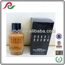 Bobbi Brown Luminous Moisturizing Foundation elegant packaging box