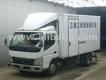 USED MITSUBISHI CANTER FREEZER TRUCK
